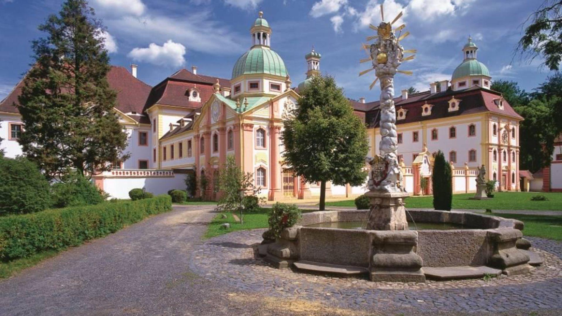 Kloster St. Marienthal in Ostritz