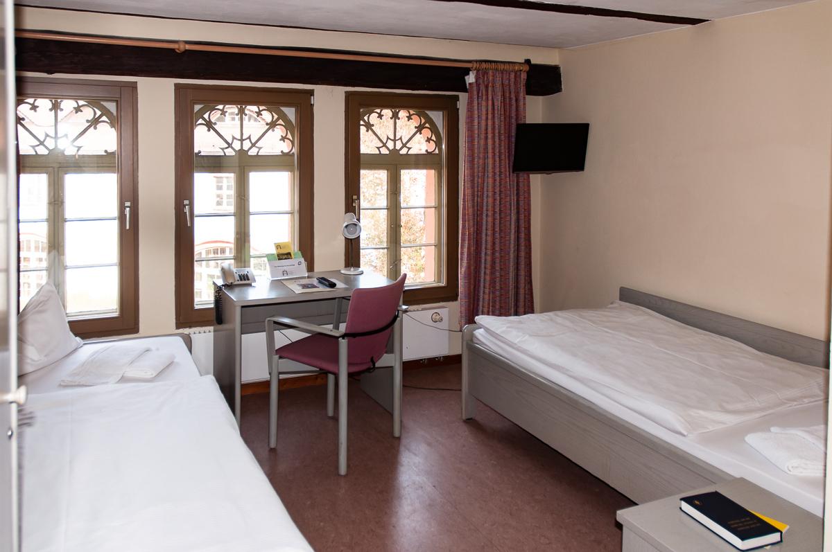Zimmer im Gästehaus St. Franziskus