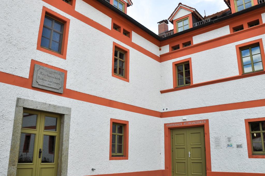 Urlaub in St. Marienthal