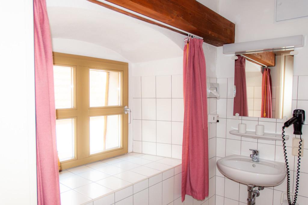 Badezimmer in St. Franziskus