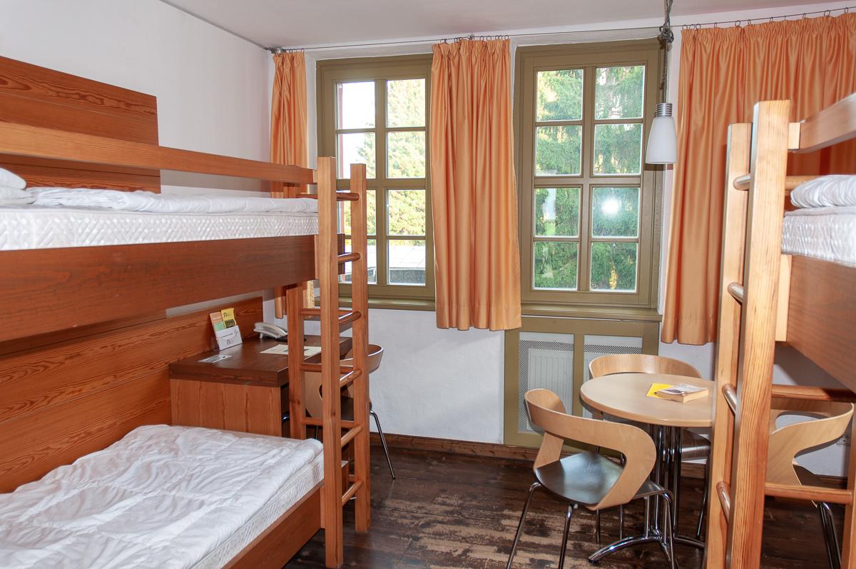 Vierbettzimmer in Ostritz