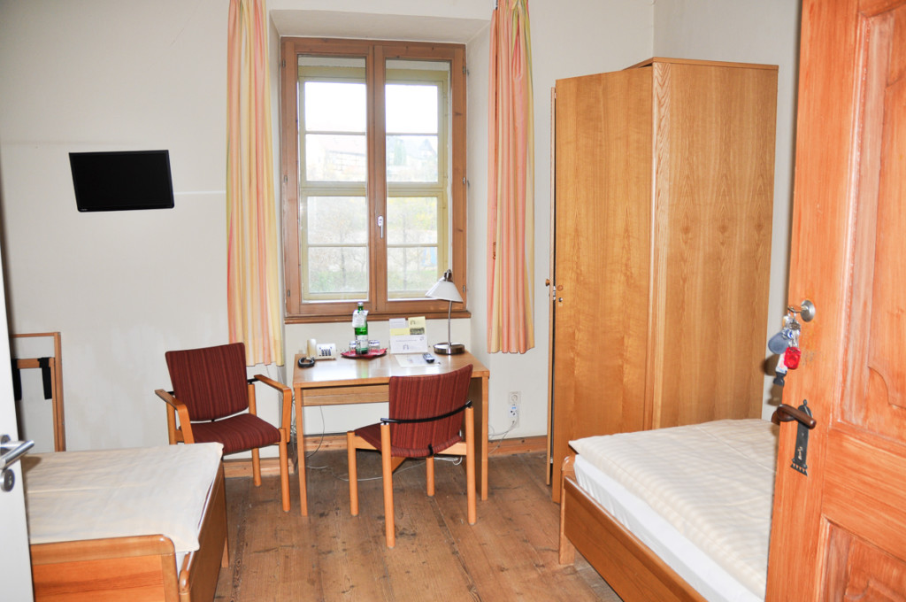 Gästezimmer in St. Marienthal
