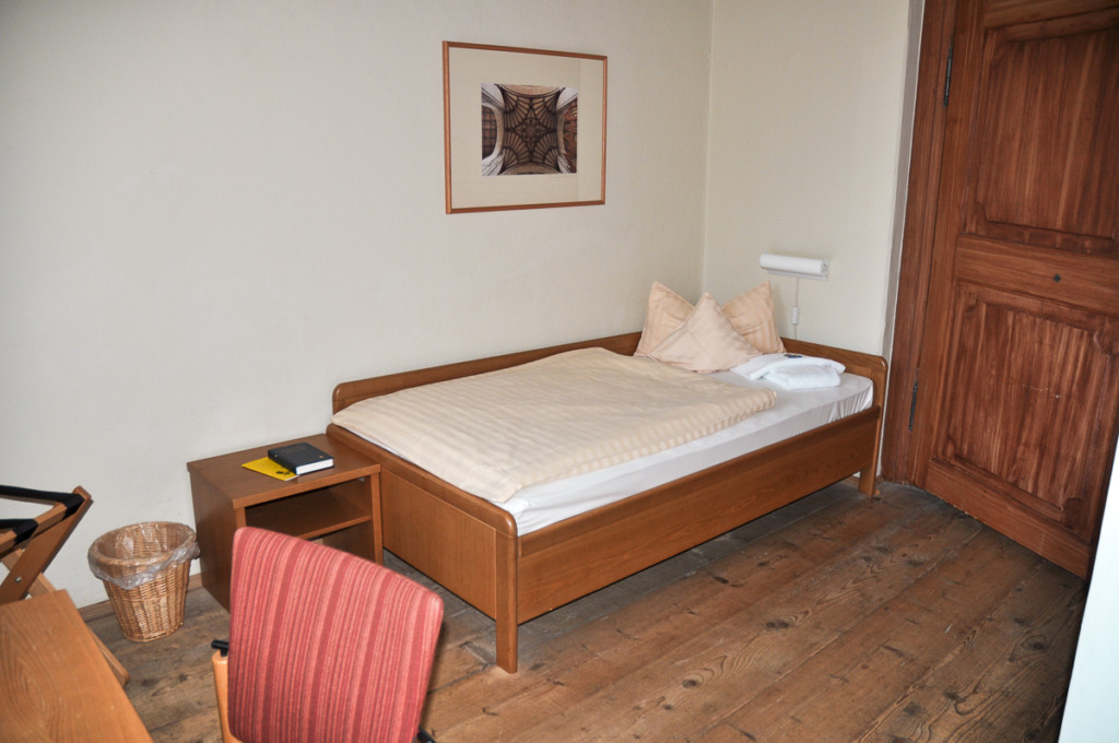 Traditionell schlafen in St. Marienthal