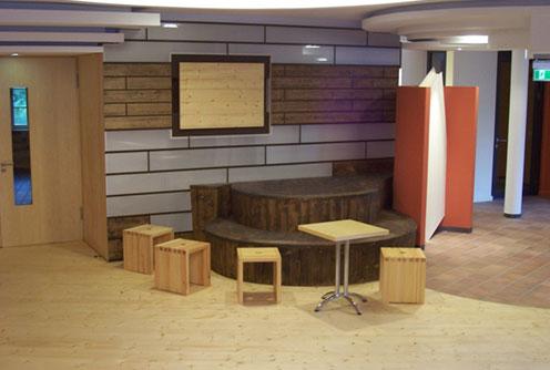 Mediaraum in St. Marienthal