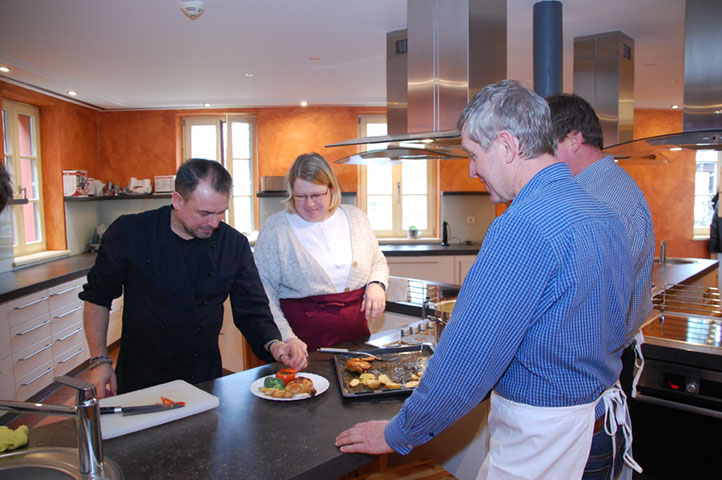 Kochen in St. Marienthal