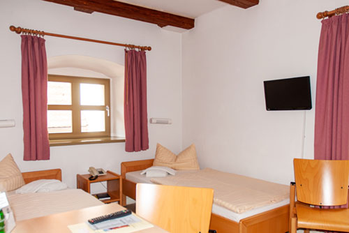Zweiraumappartement in St. Marienthal