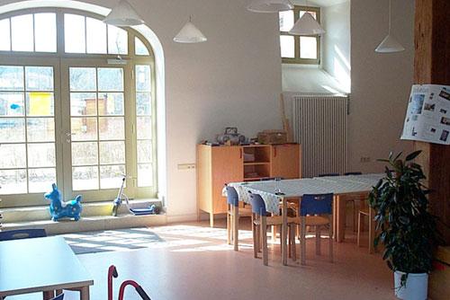 Spielraum im Haus der Familie in St. Marienthal