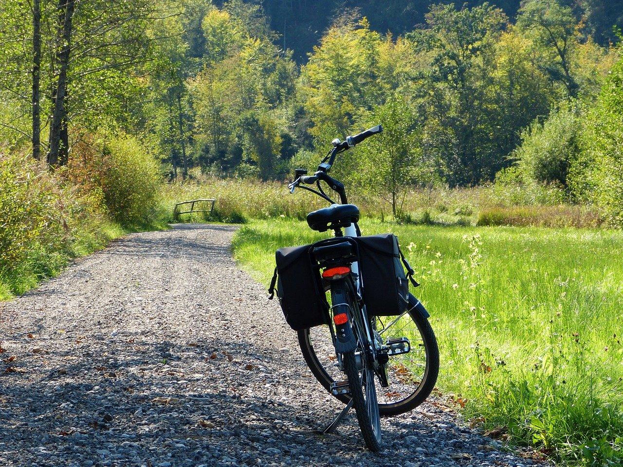 Radfahren und Entspannen im Neißetal