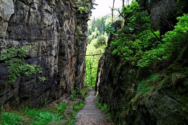 Wandern im Zittauer Gebirge
