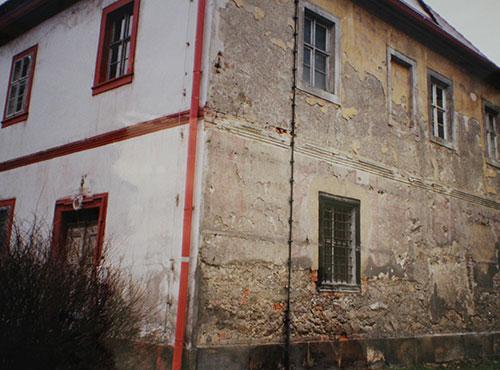 Gästehaus St. Hedwig früher