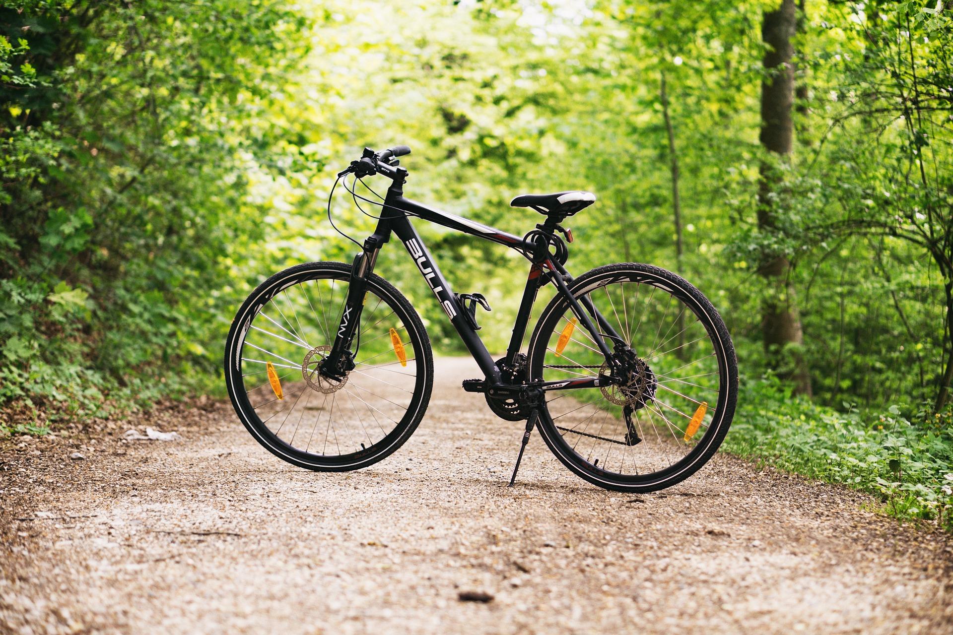 Radfahren in St. Marienthal