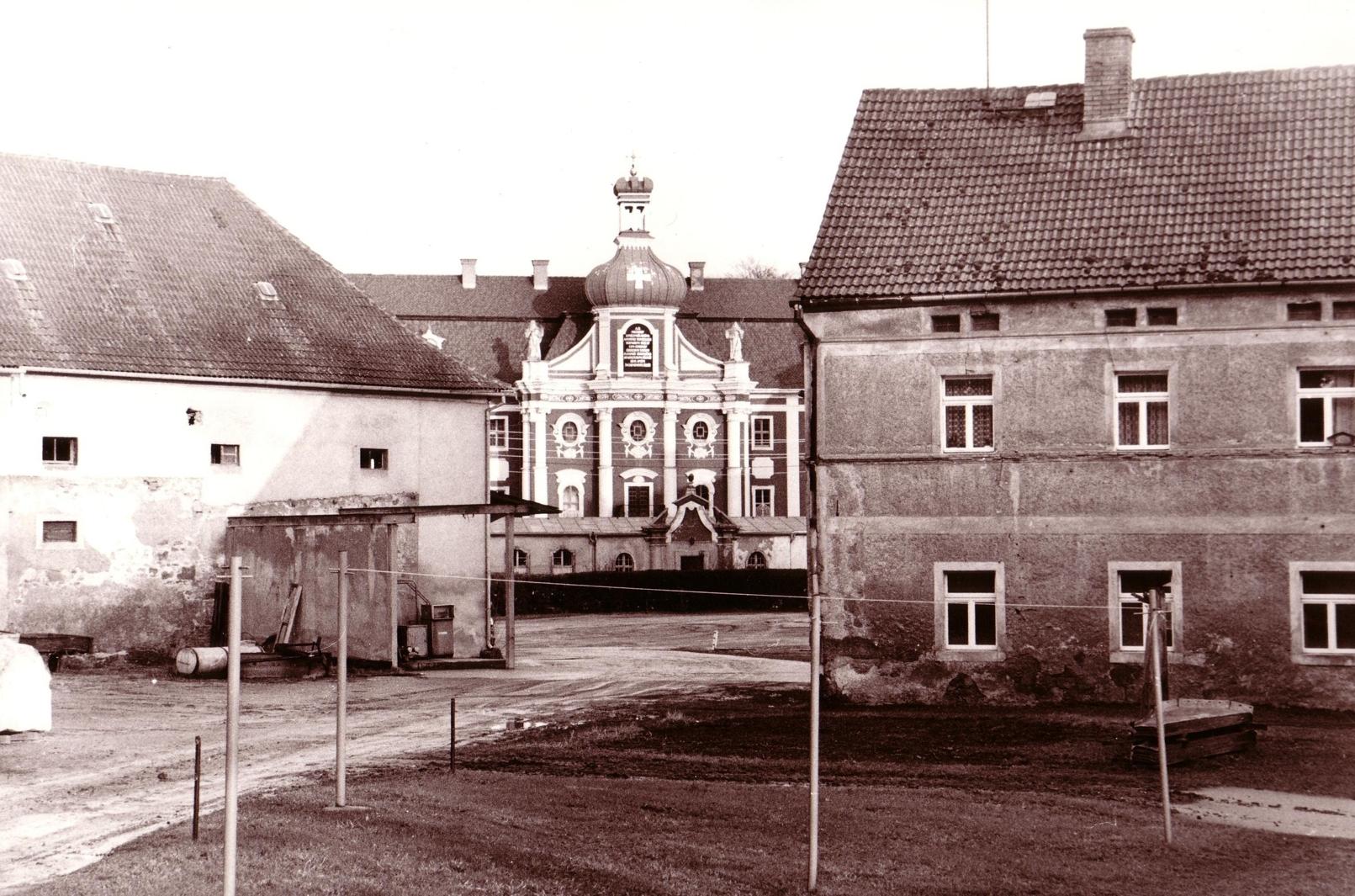 Tischlerei Wagenremise Kloster St. Marienthal 1992