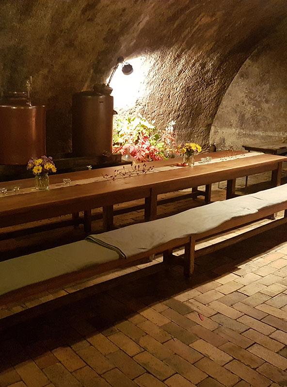 weinkeller-im östlichsten Weinberg Deutschlands